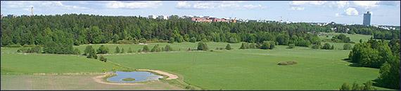 Storstockholms gröna kilar